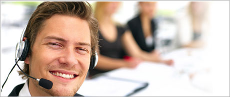 A 24-7 technical support service